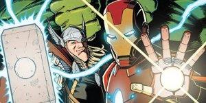 Avengers: Back To Basics #1