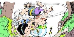 Asterix e il menhir d'oro