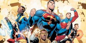 Justice League Legione dei Super-Eroi