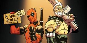 Deadpool &Cable Split Second