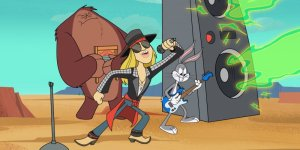 AXL ROSE NEW LOONEY TUNES