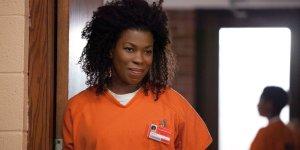 Lorraine Toussaint Orange is the New Black banner