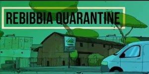 rebibbia-quarantine zerocalcare serie cartone