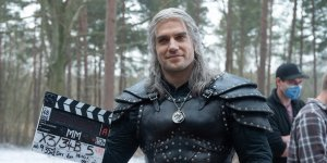 The Witcher - Riprese