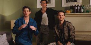 Jonas Brothers Family roast