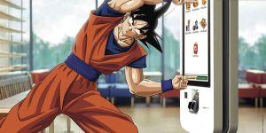 McDonald's Goku
