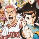 Weekly Shonen Jump: tutte le iniziative per il 50° anniversario