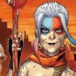 DC Comics, Harley Quinn: arriva Old Lady Harley, la parodia di Vecchio Logan