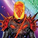 Marvel: le prime tavole di Cosmic Ghost Rider, di Donny Cates e Dylan Burnett
