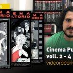 Panini: Cinema Purgatorio voll. 2 – 4, la videorecensione e il podcast