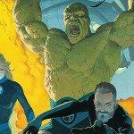 Marvel, il ritorno dei Fantastici Quattro: ecco l'invito alle nozze!