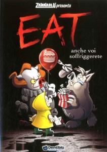 Eat, copertina di Stefano Bonfanti e Barbara Barbieri