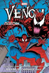 Venom Collection vol. 3: Maximum Collection, copertina di Ron Lim