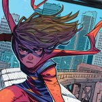 Marvel: le prime tavole di Magnificent Ms. Marvel, di Saladin Ahmed e Minkyu Jung