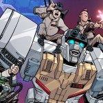 Transformers e Ghostbusters stanno per incontrarsi in un fumetto IDW