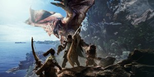 Monster Hunter: World banner scheda