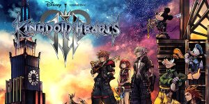 Kingdom Hearts III banner