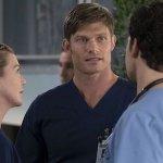Grey's Anatomy 15: nuove foto dalla midseason premiere anticipano il triangolo DeLuca/Meredith/Link
