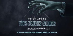 Black Mirror: Netflix annuncia The Black Game, l'esperienza interattiva su Instagram
