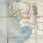 Il Signore degli Anelli: ecco la mappa completa della serie tv!