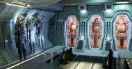 L'astronave nel dettaglio | Prometheus