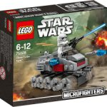 LEGO Star Wars Microfighters | Star Wars – l'esalogia