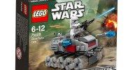 LEGO Star Wars Microfighters | Star Wars – l'esalogia