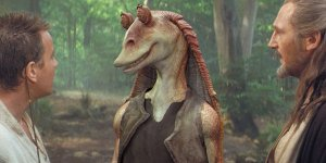 Jar Jar Binks Star Wars