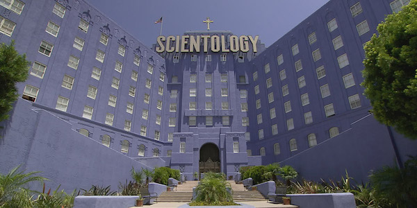going clear banner