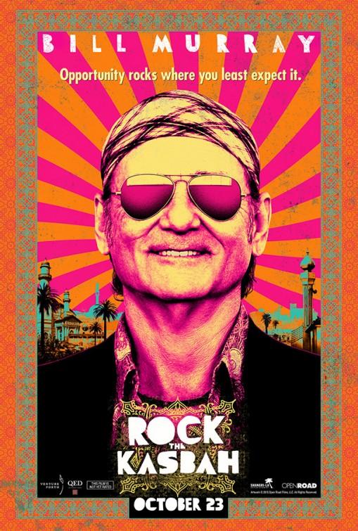 rock the kasbah poster bill murray