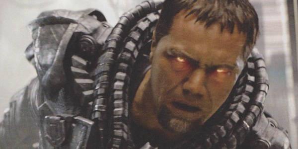 Batman V Superman: Michael Shannon rivela un curioso dettaglio su Zod