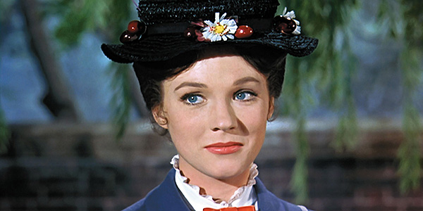 Tanti auguri a Mary Poppins! Julie Andrews compie 80 anni