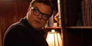 Jack Black è lo scrittore R.L. Stine in una nuova clip di Piccoli Brividi