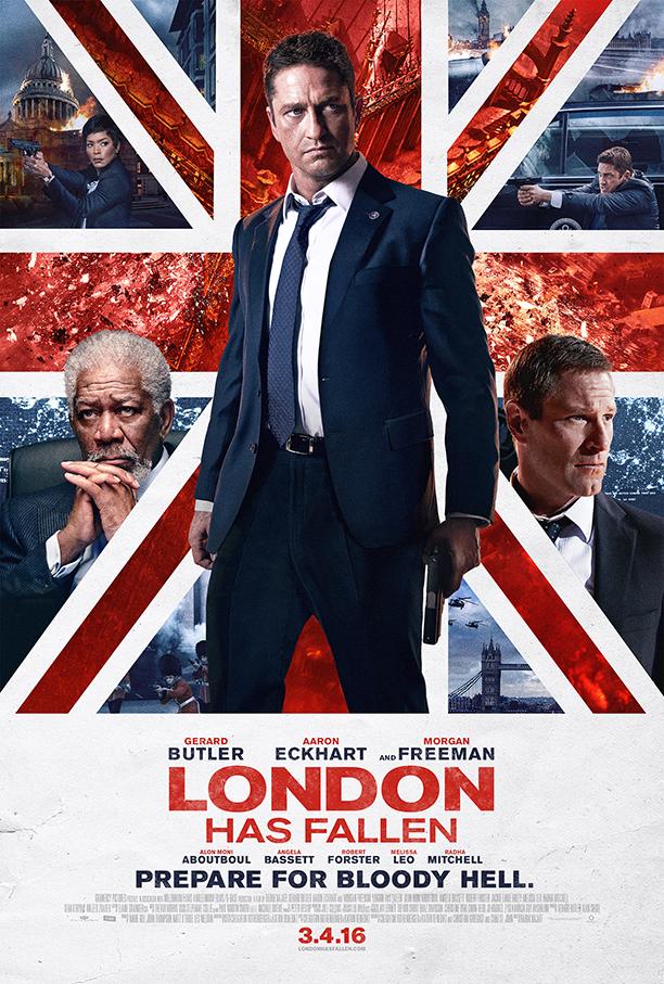 Attacco al Potere 2 – London Has Fallen banner