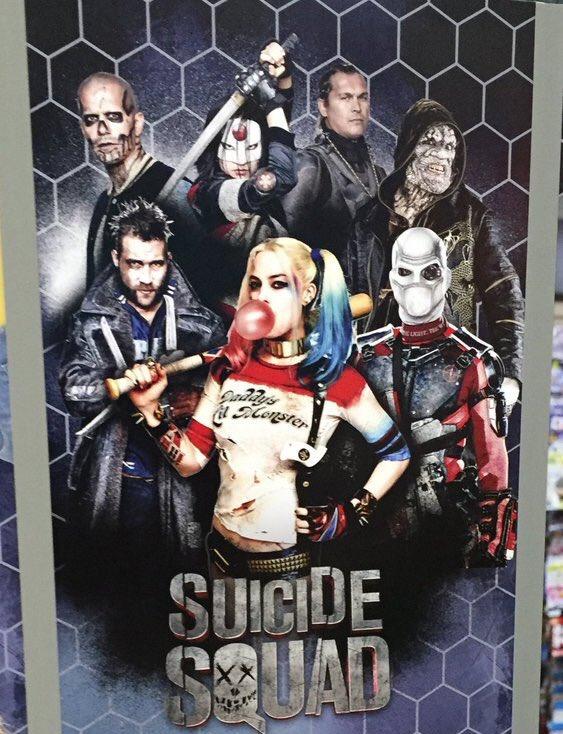 Suicide squad il team quasi al completo in un nuovo promo - La finestra di fronte film completo ...