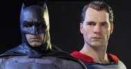 Batman V Superman, ecco le dettagliate figure dei due supereroi create da Prime 1 Studio
