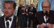 Oscar 2016: vincono Spotlight e Leonardo DiCaprio, tutti i premi e il commento!