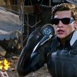X-Men: Dark Phoenix, Tye Sheridan fotografato nei panni di Ciclope sul set a Montreal