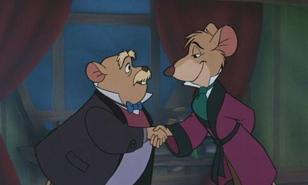 Basil e Topson