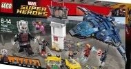 Captain America: Civil War, un nuovo sguardo a Giant Man dai set LEGO