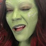Guardiani della Galassia Vol. 2: Zoe Saldana si trasforma in Gamora in un video in timelapse