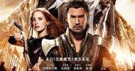 Il Cacciatore e La Regina di Ghiaccio: un nuovo poster e una featurette