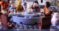 """Star Wars: Il Risveglio della Forza, ecco il video LEGO """"come sarebbe dovuto finire"""""""