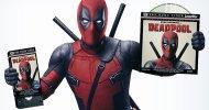 Deadpool: il Blu-ray del film facilita l'erezione e la vita di coppia in uno spot