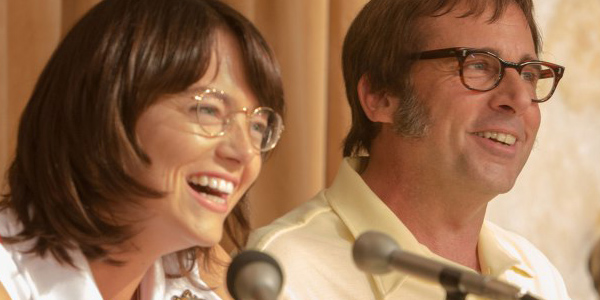 the bad choosers and the battle of the sexes No sport reflects the spirit of one-on-one competition like tennis, and there are two movies battling for supremacy inside battle of the sexes, jonathan the problem — and it's a complicated one — is emma stone as billie jean king, which is not to say that stone has given a bad performance, or even that.