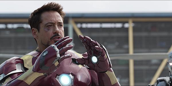 Tony Stark Captain America Avengers