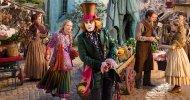 Alice Attraverso lo Specchio: un mucchio di scene inedite nel trailer finale internazionale