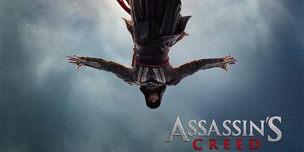 Assassin's Creed: Michael Fassbender al centro del nuovo poster ufficiale