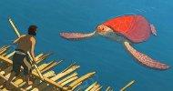 La Tartaruga Rossa: tre nuove featurette sottotitolate del film animato diretto da Michael Dudok de Wit