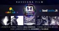 BadTaste.it presenta la Rassegna Atmos al cinema Arcadia di Melzo: si parte con Gravity!